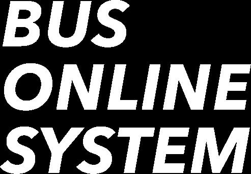 BUS ONLINE SYSTEM